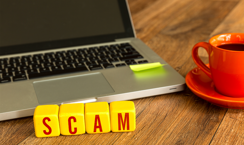 Recognizing a Scam Blog